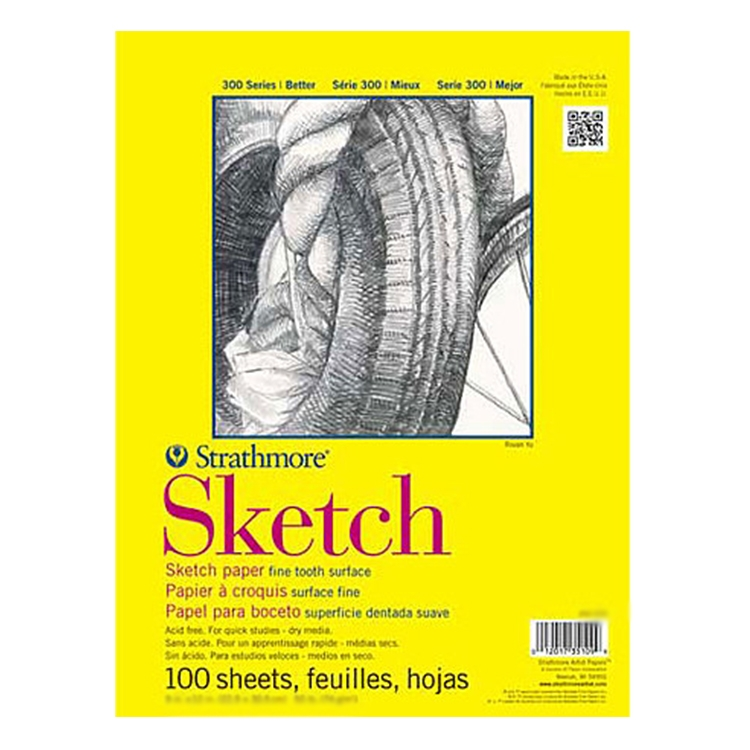 Strathmore Sketch Pads - 300 Series