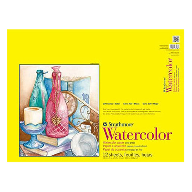 Strathmore Watercolor Pads - Series 300