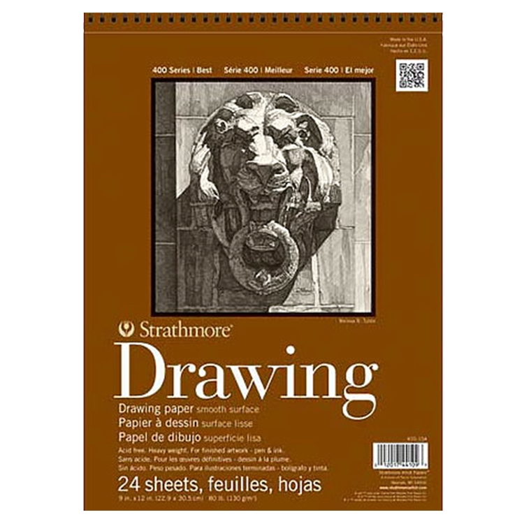 Strathmore Drawing Pads - 400 Series
