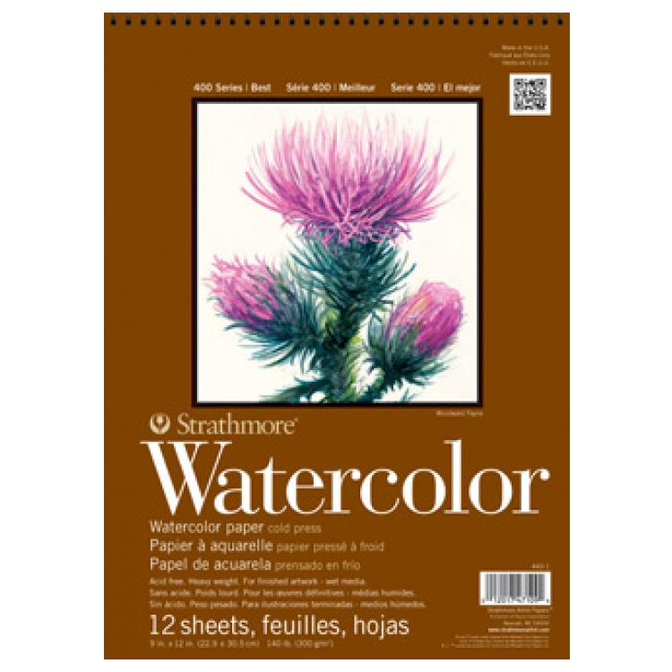 Strathmore Watercolor Paper - Blocks & Pads - Series 400