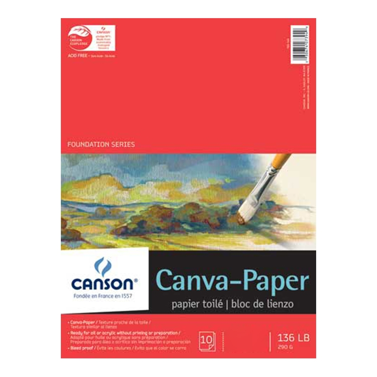 Canvas Substitute Pads & Sheets