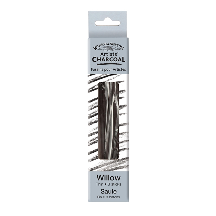 Winsor & Newton Vine/Willow Charcoal Packs