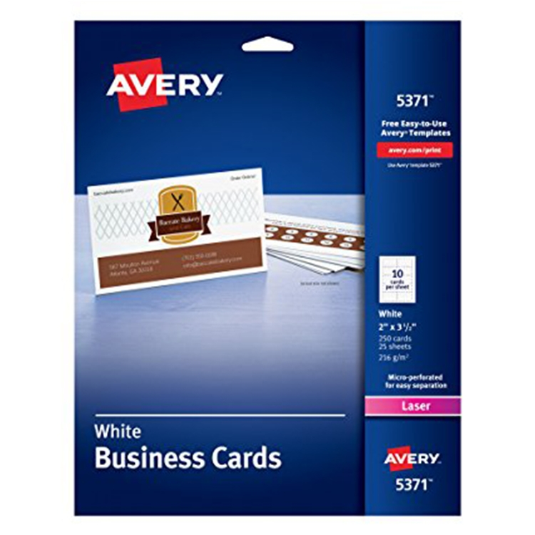 Avery Inkjet and Laser Papers/Labels