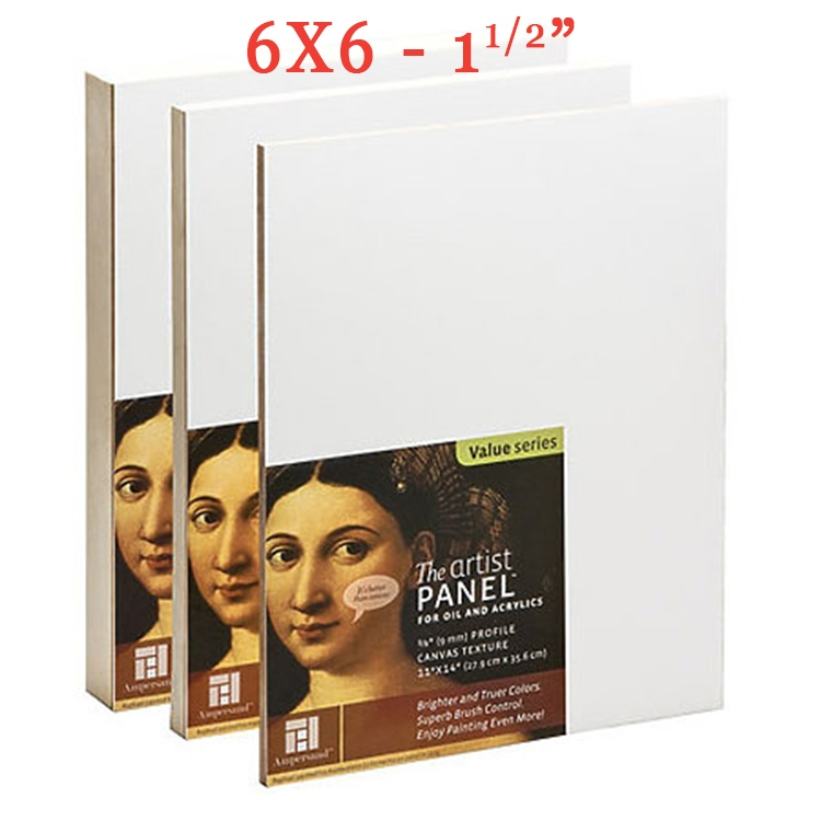 Canvas Boards (Panels)