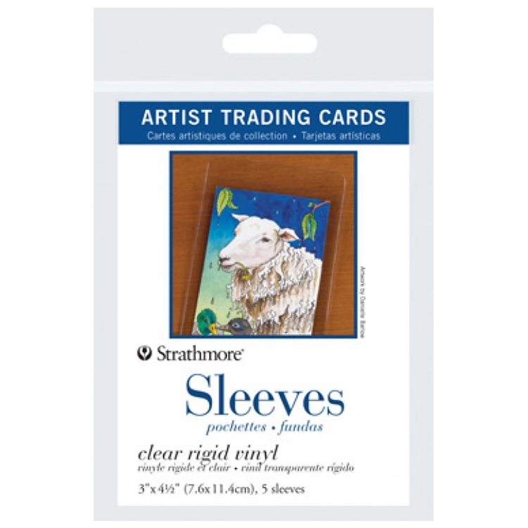 ATC Pads, Cards and Sleeves