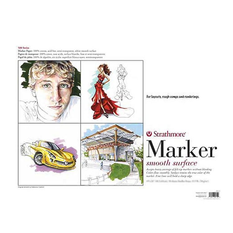 Marker Layout Paper
