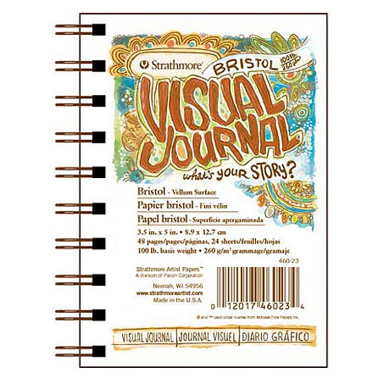 Strathmore Visual Journals
