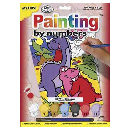 Children's Painting Supplies
