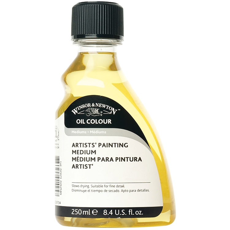 Paints & Mediums