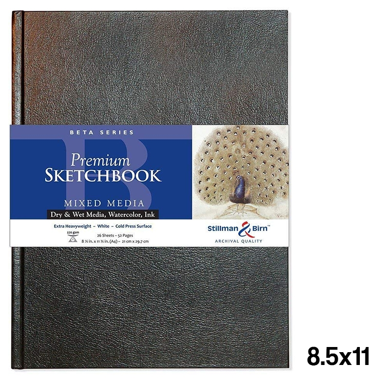 Stillman & Birn Sketchbooks