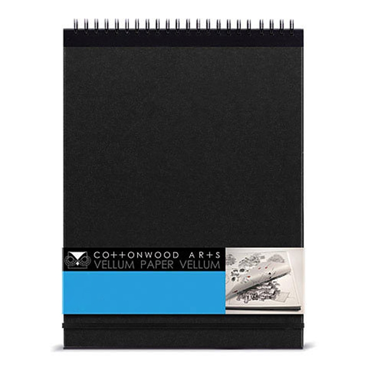 Cottonwood Arts Notebooks and Sketchbooks