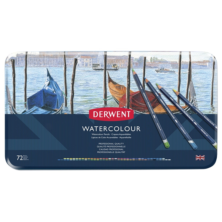 Derwent WaterColor Pencils