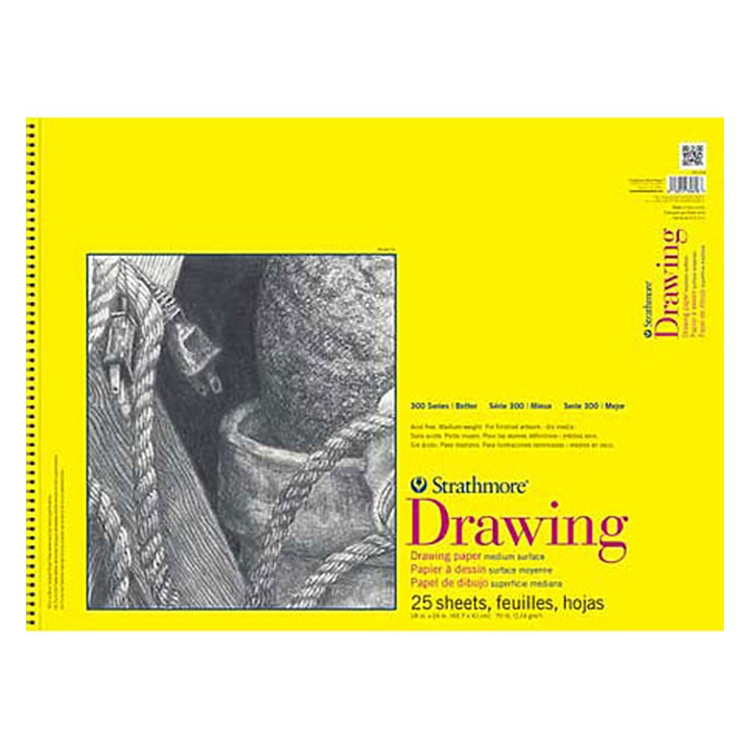 Strathmore Drawing Paper - Series 300
