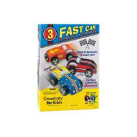 Creativity for Kids Fast Car Race Car