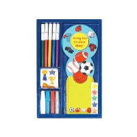 Melissa & Doug Decorate Your Own Door Hanger Sports