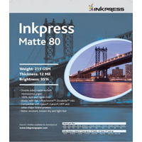 Inkpress Duo Matte 80 Premium Clay Coated 2-sided Ink Jet Paper