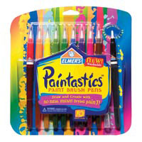 Elmer's Paintastics Brush Pen Sets