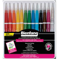 Bienfang Watercolor Brush Pen Sets