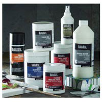 Liquitex Mediums - Redesigned Packaging & New Mediums