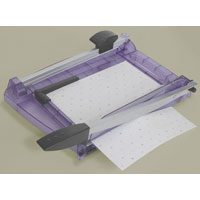 Purple Cow Scrapbook 2 in 1 Cutter