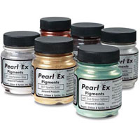 Dry Pigments and Tempera Jars & Tubes