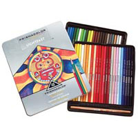 ArtSuppliesOnline.com - Prismacolor Lightfast Pencils 48-Color Set