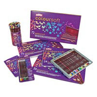 Derwent Coloursoft Pencil Sets