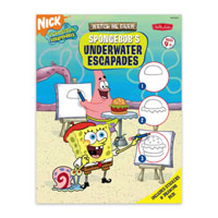 Watch Me Draw! SpongeBob SquarePants -  Underwater Escapades