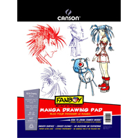 Canson FanBoy Comic & Manga Products
