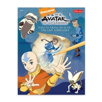 Walter Foster How to Draw Avatar: The Last Airbender