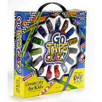 Creativity for Kids Go Tape Crazy (for boys)
