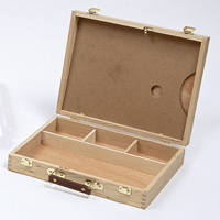 Boxes & Cases  For Travelling and Storage Of Paints & Brushes & Accessories