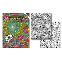 Kaleidoscopia Coloring Books by Kendall Bohn