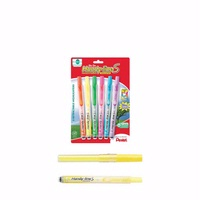 Pentel Handy-lineS Retractable & Refillable Highlighters