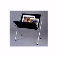 Testrite Print Rack Aluminum /Canvas - Large