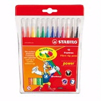 Stabilo Pens and Markers