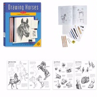 Walter Foster Drawing Horses Kit