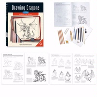 Walter Foster Drawing Dragons Kit