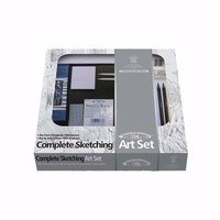 Winsor & Newton Complete Sketching Art Set