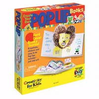 Creativity for Kids Create Your Own Pop Up Book