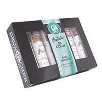 Grumbacher Pre-tested Oil 6-Color 24ml Set