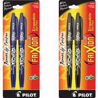 Frixion Ball Erasable Gel Ink Pens