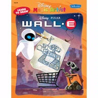 Learn to Draw Disney Pixar's Magic Artist WALL•E