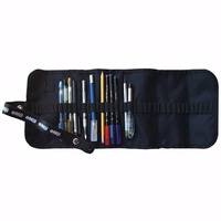 Niji Roll Carrying Case For Pencils, Markers & Art Supplies
