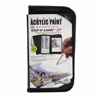 Royal Keep N' Carry Artist Acrylic Paint Set