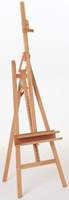 Mabef Lyre Easel  M-11D