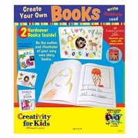 Creativity for Kids Create Your Own Books Kit