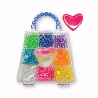 Melissa & Doug Rainbow Crystal Bead Set