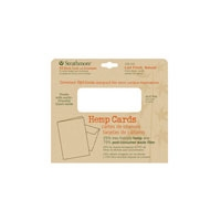Strathmore Greener Option Blank Greeting Cards - Hemp