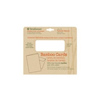 Strathmore Greener Option Blank Greeting Cards-Bamboo